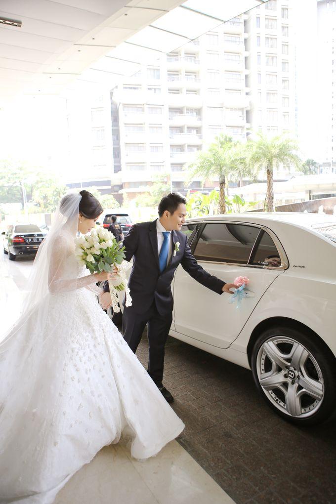 The Wedding Of Iskandar & Shendy by Priority Rent car - 003