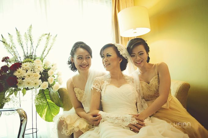Helli & Lita The Wedding by PRIDE Organizer - 019