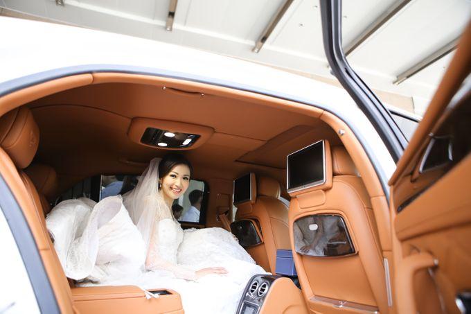 The Wedding Of Iskandar & Shendy by Priority Rent car - 004