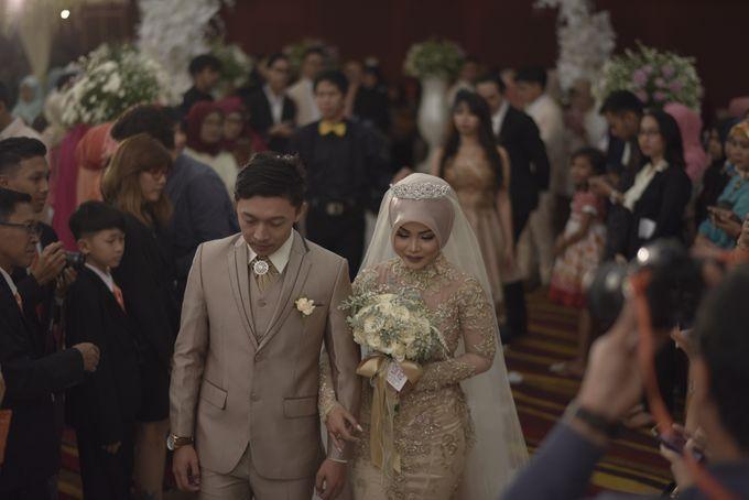 Fay & Dadit Wedding by Garland Galore Flower Shop - 007