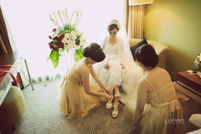 Helli & Lita The Wedding by PRIDE Organizer - 022