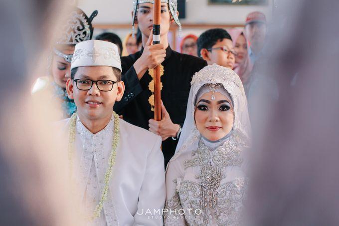 wedding from ka dwi & ka nasar by JaMphotostudio - 004