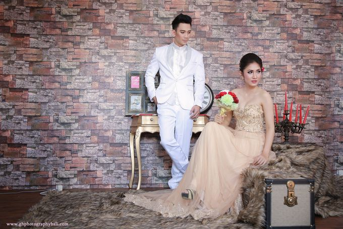 Prewedding bridal/bride by Imagine Photography & Design - 002