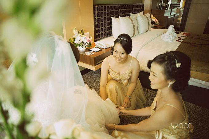 Helli & Lita The Wedding by PRIDE Organizer - 023