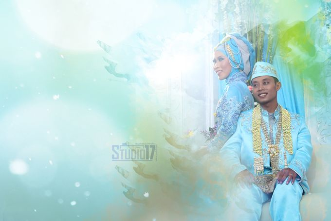 Wedding Vera & Syamsul by Studio 17 - 016