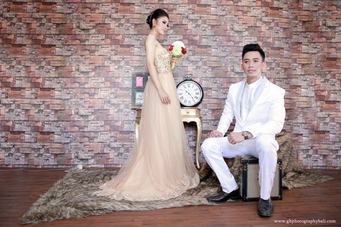 Prewedding bridal/bride by Imagine Photography & Design - 003