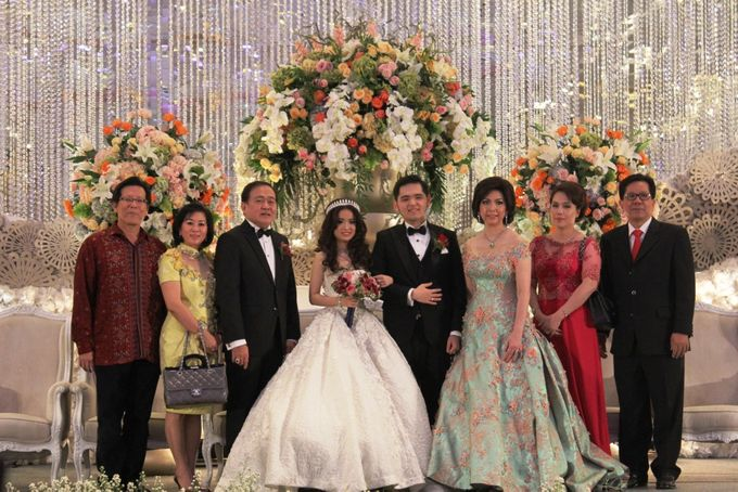 THE WEDDING OF FABIO & MELLISA by Holiday Inn Jakarta Kemayoran - 009