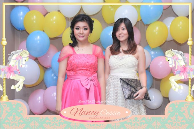 Seventeen Birthday of Nancy by After 5 Photobooth - 001