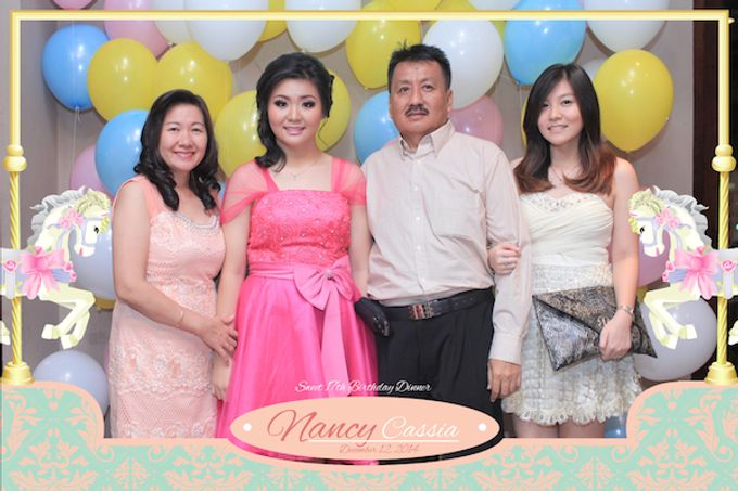 Seventeen Birthday of Nancy by After 5 Photobooth - 002
