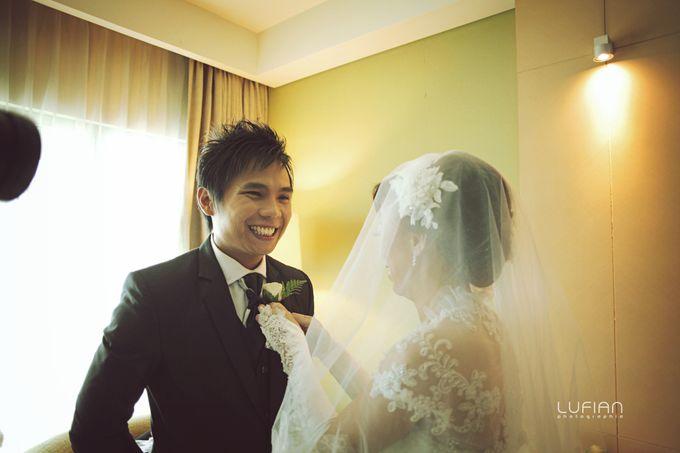 Helli & Lita The Wedding by PRIDE Organizer - 028