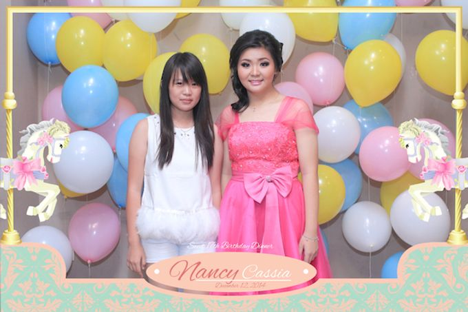 Seventeen Birthday of Nancy by After 5 Photobooth - 003