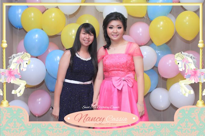 Seventeen Birthday of Nancy by After 5 Photobooth - 004