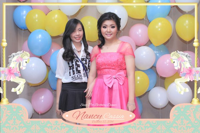 Seventeen Birthday of Nancy by After 5 Photobooth - 005