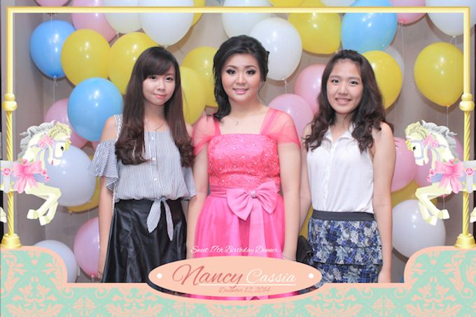 Seventeen Birthday of Nancy by After 5 Photobooth - 006