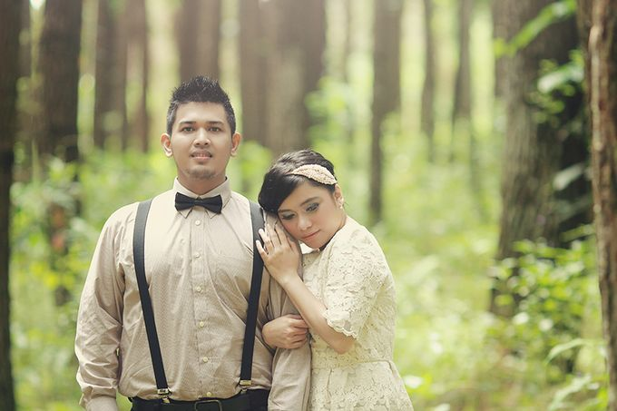 Prewedding Rahmadi Sinta by Siginjai Photography - 004