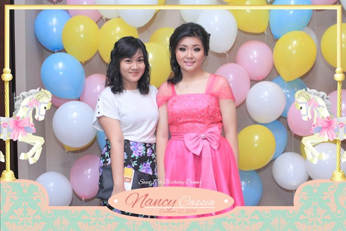 Seventeen Birthday of Nancy by After 5 Photobooth - 009