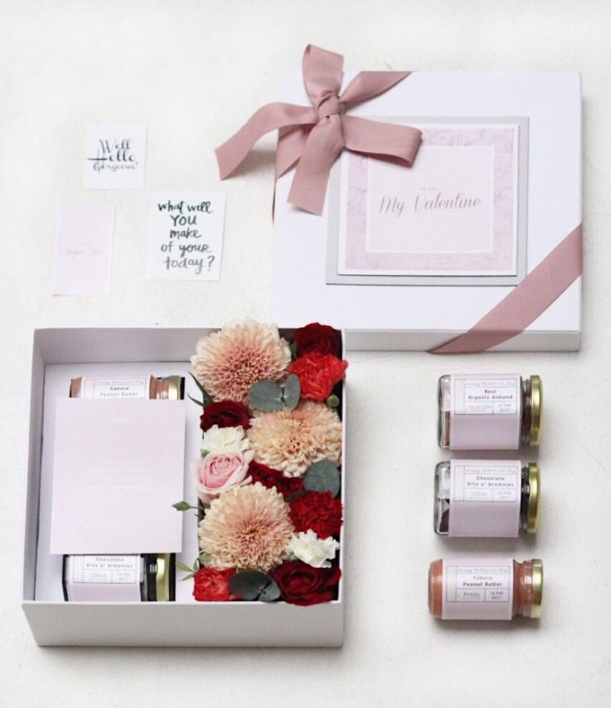 Valentine Hampers by Angie Fior - 001