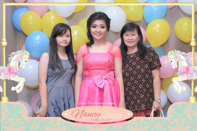 Seventeen Birthday of Nancy by After 5 Photobooth - 011