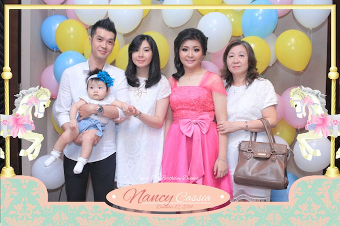 Seventeen Birthday of Nancy by After 5 Photobooth - 014