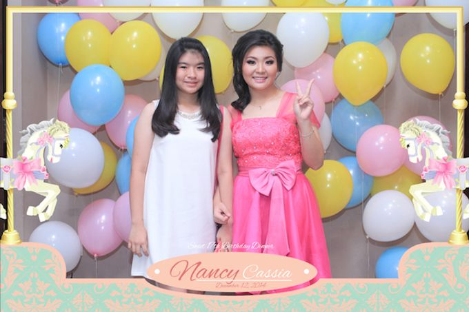 Seventeen Birthday of Nancy by After 5 Photobooth - 015