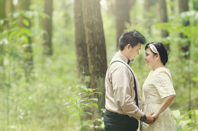Prewedding Rahmadi Sinta by Siginjai Photography - 001