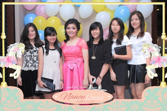 Seventeen Birthday of Nancy by After 5 Photobooth - 017