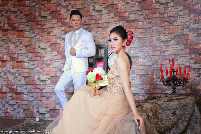 Prewedding bridal/bride by Imagine Photography & Design - 005