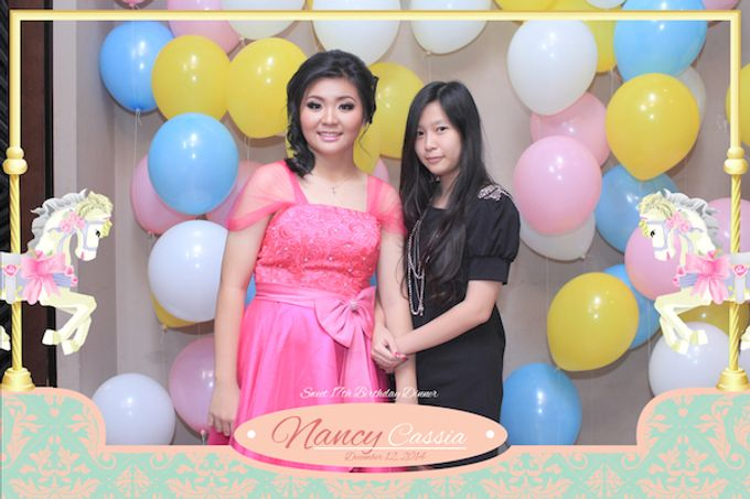 Seventeen Birthday of Nancy by After 5 Photobooth - 018