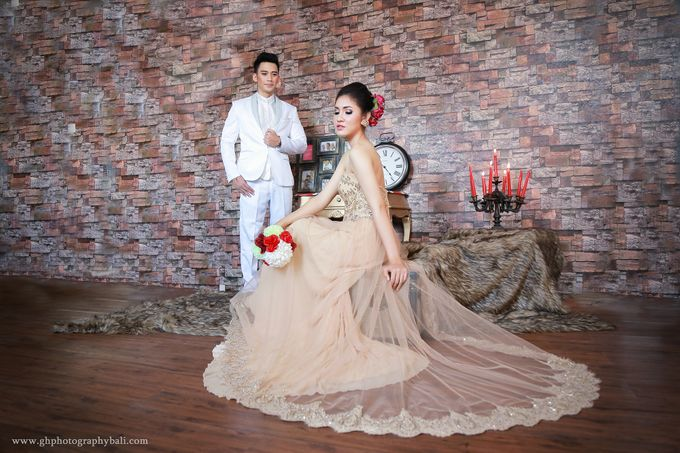 Prewedding bridal/bride by Imagine Photography & Design - 006