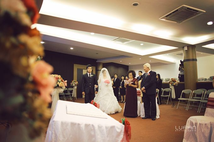 Helli & Lita The Wedding by PRIDE Organizer - 033