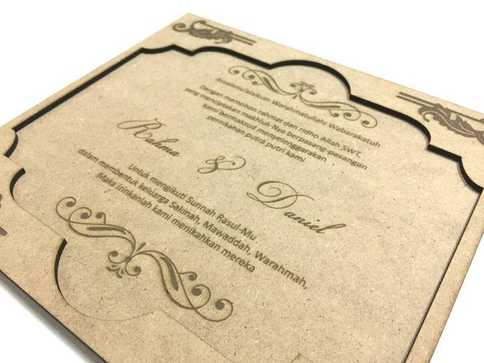 Add To Board Puzzle Wedding Invitation Card By Ravaro Design