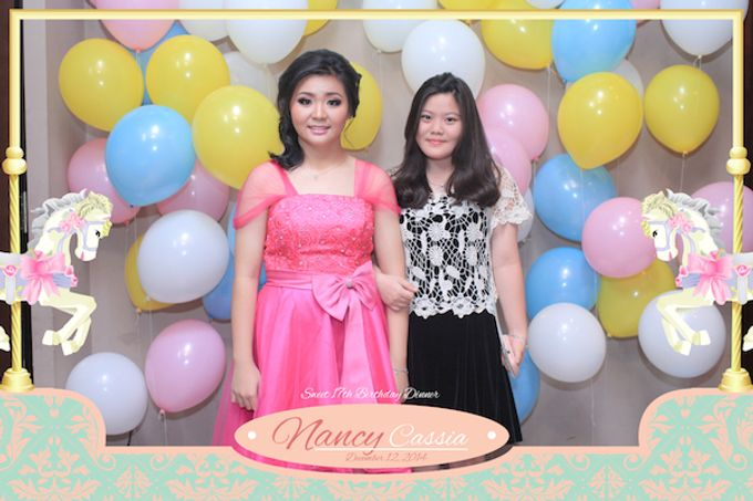 Seventeen Birthday of Nancy by After 5 Photobooth - 024