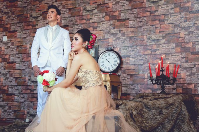 Prewedding bridal/bride by Imagine Photography & Design - 007