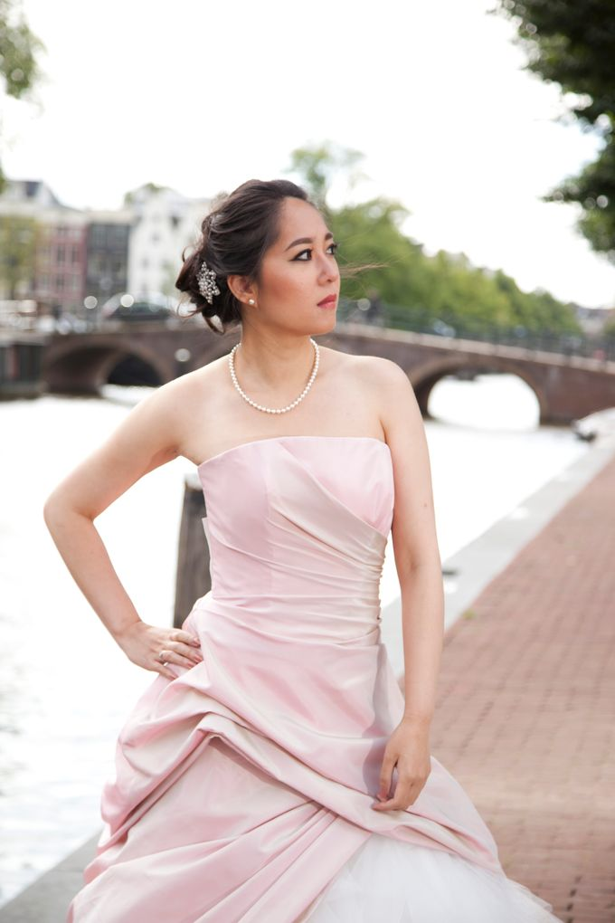 Bridal Photoshoot Michelle Wong by Vivi Christin Makeup Artist & Hair Stylist - 006