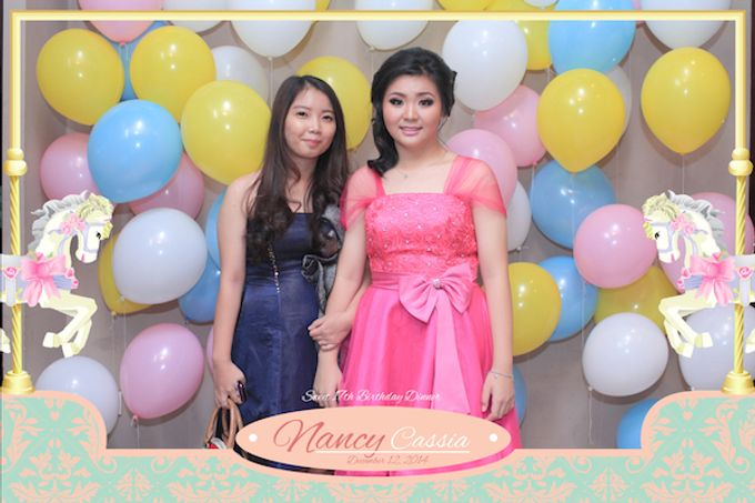 Seventeen Birthday of Nancy by After 5 Photobooth - 026