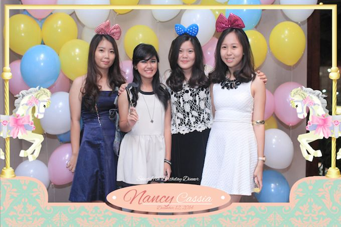 Seventeen Birthday of Nancy by After 5 Photobooth - 028