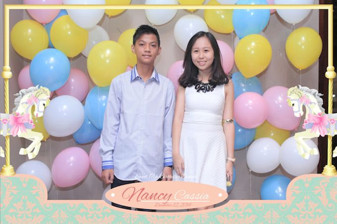 Seventeen Birthday of Nancy by After 5 Photobooth - 030