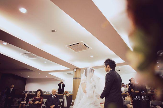Helli & Lita The Wedding by PRIDE Organizer - 034