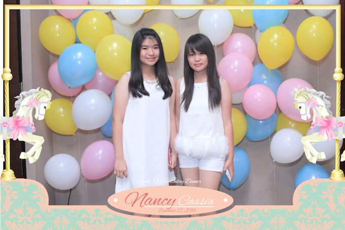 Seventeen Birthday of Nancy by After 5 Photobooth - 032