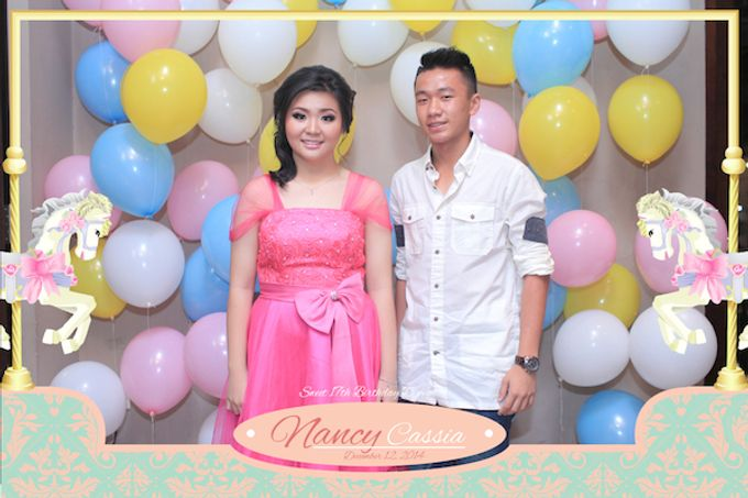 Seventeen Birthday of Nancy by After 5 Photobooth - 034