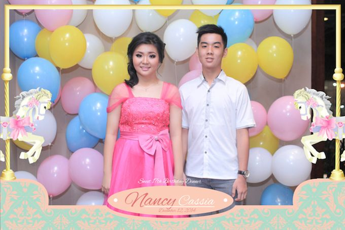 Seventeen Birthday of Nancy by After 5 Photobooth - 035