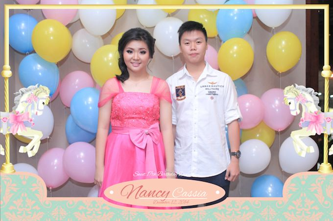 Seventeen Birthday of Nancy by After 5 Photobooth - 036