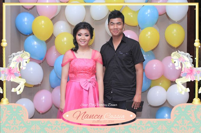 Seventeen Birthday of Nancy by After 5 Photobooth - 037