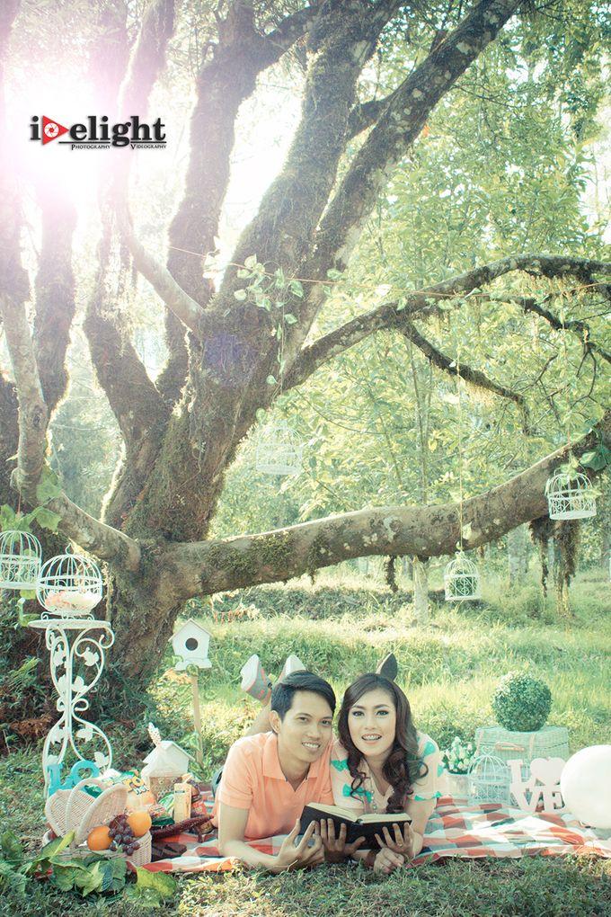 Prewedding Putri & Galih by Idelight Creative - 002
