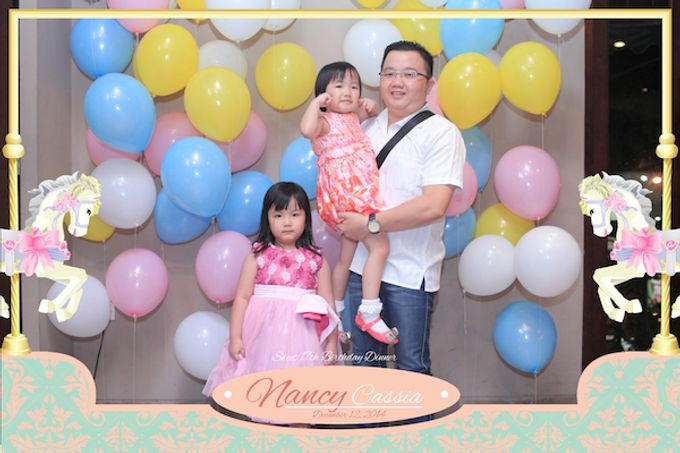 Seventeen Birthday of Nancy by After 5 Photobooth - 041