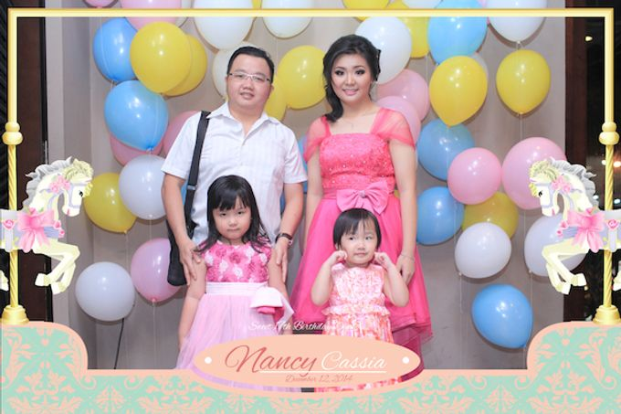 Seventeen Birthday of Nancy by After 5 Photobooth - 042
