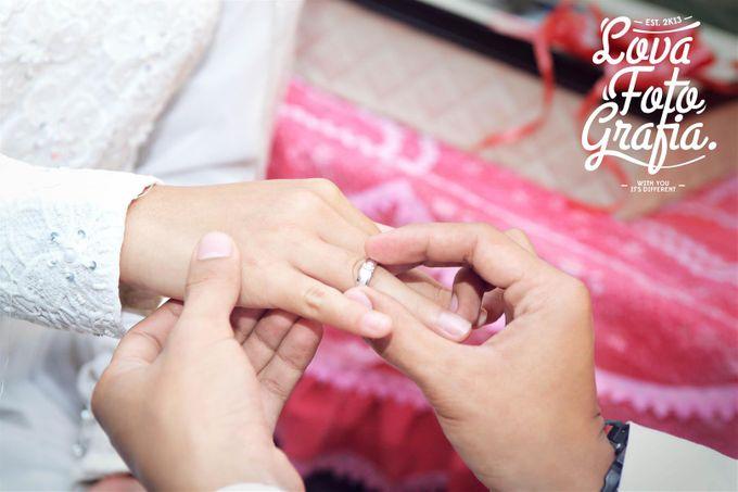 Fathoriq & Azizah Wedding by Lova Fotografia - 006