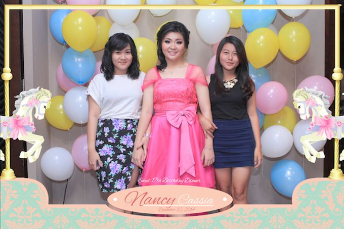 Seventeen Birthday of Nancy by After 5 Photobooth - 043