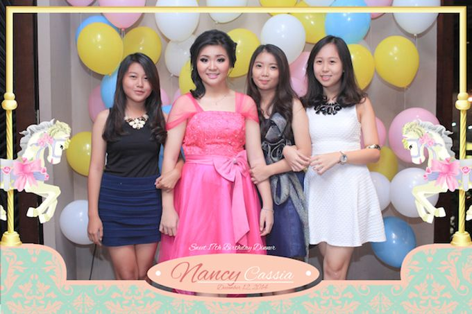 Seventeen Birthday of Nancy by After 5 Photobooth - 044
