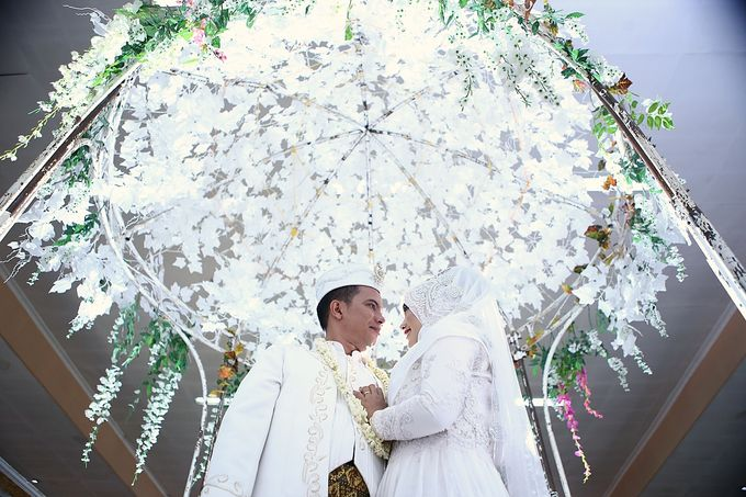 Rini & Fauzy Wedding by Kaisar Photostyle - 009